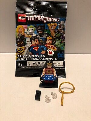 71026 Wonder Woman - Lego DC Comics Minifig Series - NEW For 2020 -