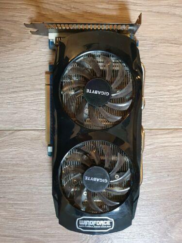 GIGABYTE NVIDIA GeForce GTX 560 Ti (1024 MB) (GV-N560OC-1GI) Grafikkarte