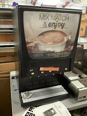 Curtis Pcgt5315 G3 Primo Cappuccino Machine 5 Station Beverage Dispenser