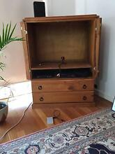 Sturdy Two Draw TV Unit Daceyville Botany Bay Area Preview