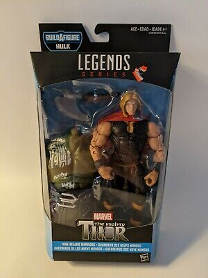 Marvel Legends Series ~THOR ~ Hulk Build A Figure Series ~ New in Box