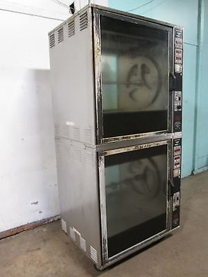 Henny Penny - Scr 8 H.d. Commercial Double Stacked Electric Rotisserie Oven