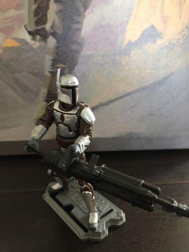 Star Wars 3.75 Custom Action Figure - Mandalorian Enforcer - The Old Republic - $35.00
