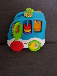 Fisher price car activity