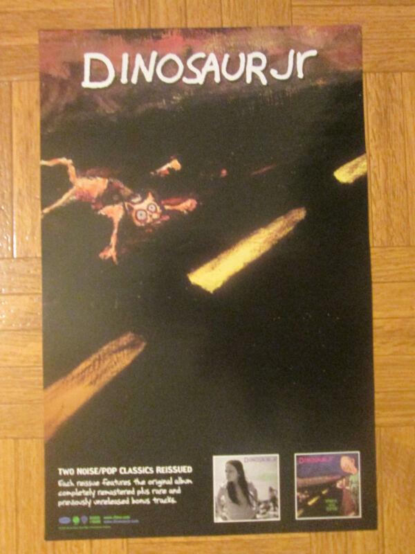 "Dinosaur Jr  11""x17"" 2006 Promo Poster"
