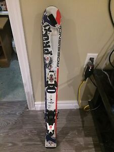 Ski, bottes et patin