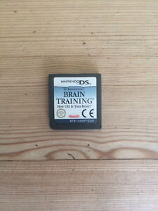 Dr Kawashima's Brain Training for Nintendo DS *Cart Only*