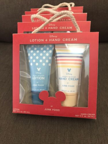 Disney Mickey Mouse Lotion And Hand Cream Gift Set Offical C