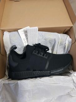 DSWT Adidas NMD 'Japan Pack' Triple black US 10.5