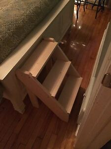 Solid wood pet stairs/steps for sale