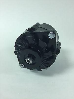 1963 1971 ALL OLDSMOBILE CHEVROLET BLACK HIGH OUTPUT ALTERNATOR 135 AMPS