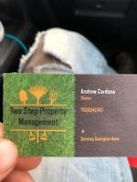 Two step property management