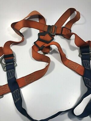 Blue Orange Harnessbelt Saddle Assembly