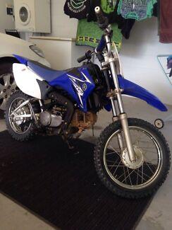 For sale YAMAHA TTR 110 kids motorbike.  Bulgun Cassowary Coast Preview