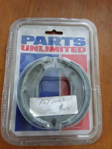 Parts Unlimited Brake Shoes YAMAHA PSY10-002 #MBS2206 NS307