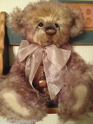 Charlie Bears ARTIO 2012 Isabelle Mohair Collection FREE US SHIP* PRICE REDUCED!