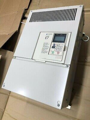75 Hp Yaskawa E7 96 Amp 480v Ac Drive Model Cimr-e7u4045 Vfd