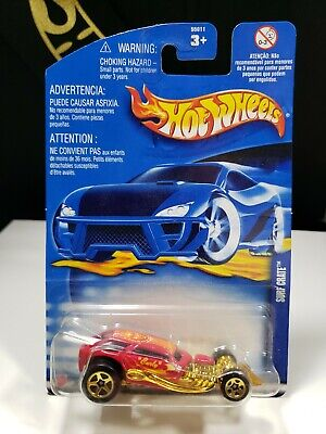 2002 HOT WHEELS SURF CRATE - P2