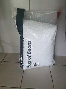 3/4 bag of bean bag balls
