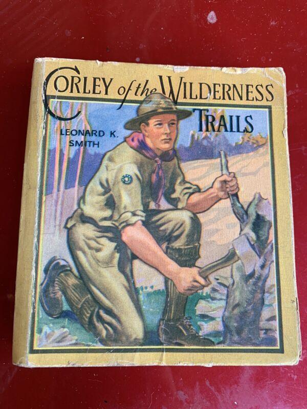 Leonard K Smith - Corley of the Wilderness Trails - Big Little Book