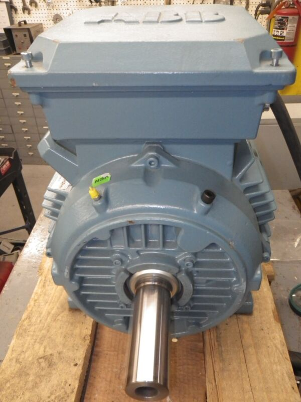 ABB, 11KW/14.75HP M3BP 160MLA 4  Electric Motor.