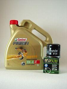 Castrol-Power-1-10W40-Aceite-Filtro-de-aceite-HONDA-NC700