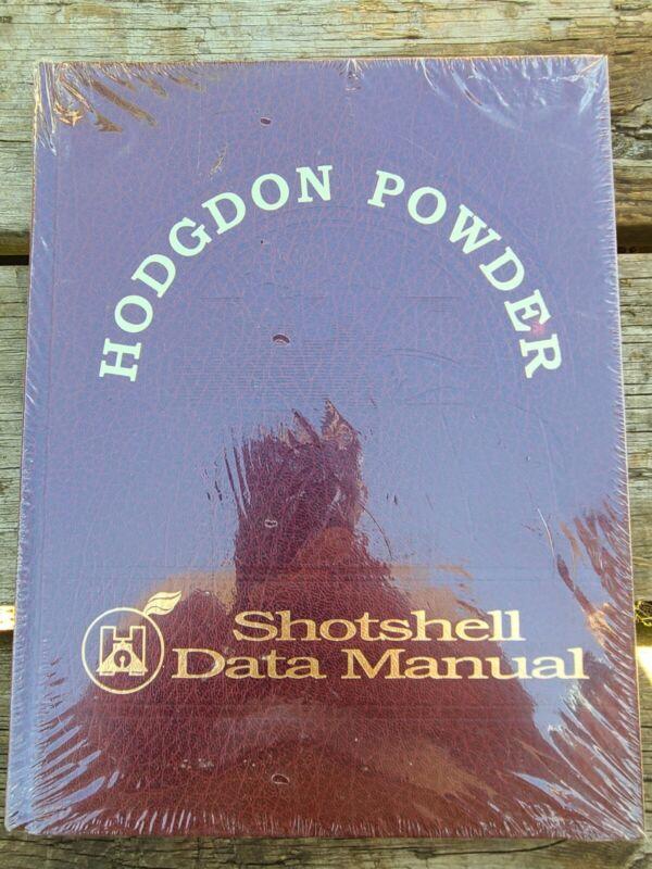 Hodgdon Powder Shotshell Data Manual