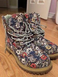 Timberland women / girls ankle boots