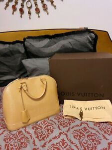 Louis vuitton Alma Vernis PM