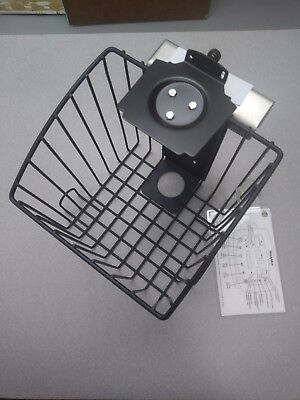 Basket Pole Mount For Welch Allyn 300 Series Vital Signs Monitor Or Other