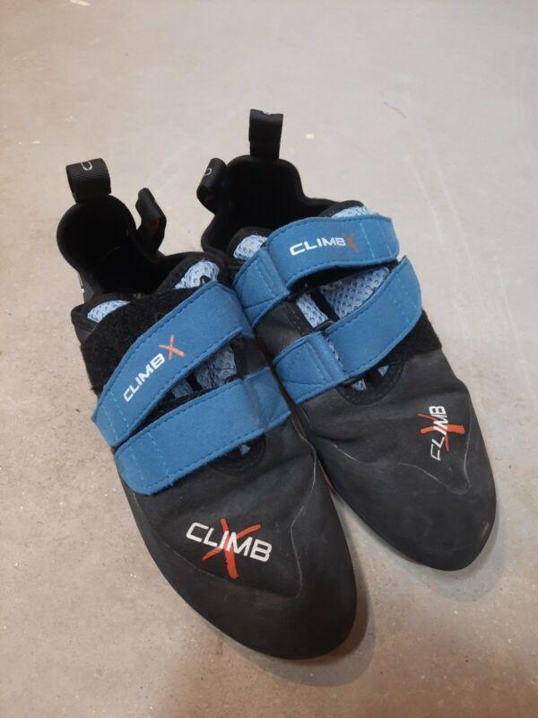 Climb X - Youth Climbing Shoes - Youth 8.5