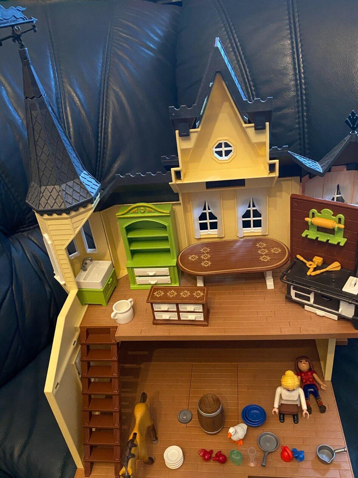 Playmobil Spirit 9475 Luckys glückliches Zuhause  Spirit Riding Free Villa