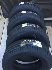 Brand new winter 235/65/r16 tires