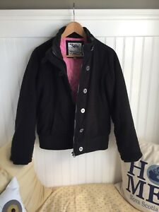 Girls size 14 Justice coat