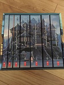 Special edition Harry Potter Series