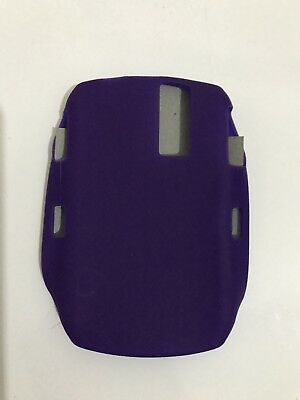 BlackBerry Curve 8300 8310 8320 8330 Silicone Case Skin Cover Fascia Purple