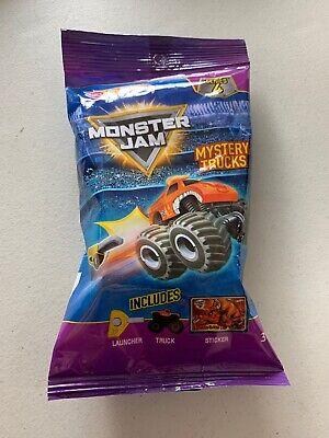 Hot Wheels Monster Jam Mystery Trucks Series 4 #16 CHASE El Toro Loco