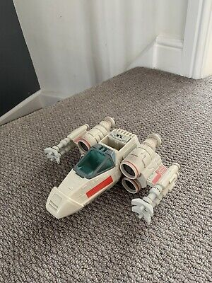 Galactic Heroes Xwing Fighter
