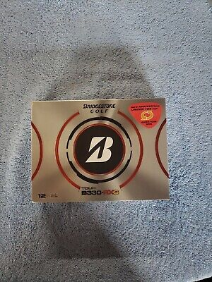 Bridgestone Golf 2014 Tour B330 RXS Golf Balls (Pack of 12) - BRAND NEW