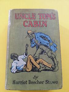 Uncle Tom's Cabin book By  Harriet Beecher Stowe