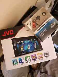 JVC touch screen headunit Cranbourne Casey Area Preview