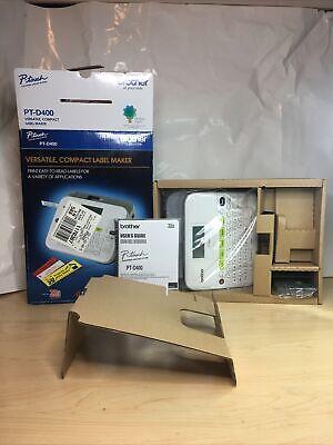 Brother P-touch Pt-d400 Versatile Compact Label Maker Professional