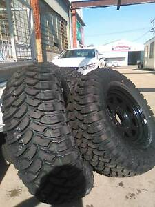 LEGEND 4WD MUD & ALL TERRAINS TYRES - X-MAS STOCK CLEARANCE!!! Archerfield Brisbane South West Preview