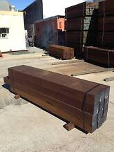 LARGE TIMBER HARDWOOD POSTS FROM Loganholme Logan Area Preview
