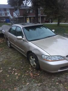 2004 Honda Accord Part out