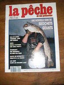 Adler la pêche en avril