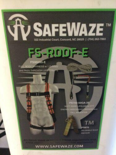SafeWaze FS-ROOF-E Roofer