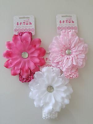 3pcs Girls Kids Baby Headband Hair Band Headwear Accessories Wholesale (Kids Accessories Wholesale)
