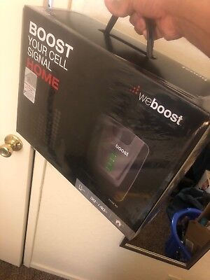Weboost Home 4G    470101   Cellular Signal Booster   Black Grey White