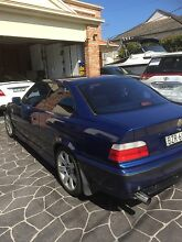 BMW 318 IS Concord West Canada Bay Area Preview